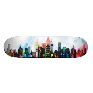City of Color Skateboard