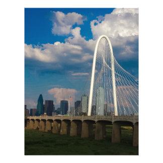 City of Dallas Letterhead Design