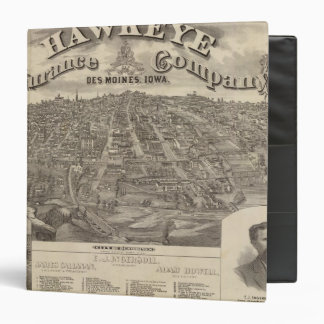 City of DesMoines from South Park Hill Binder