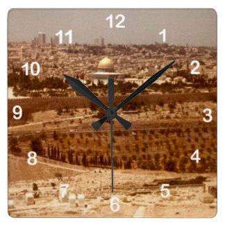 City of Gold Clock