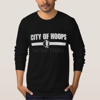City Of Hoops: Basketball T-Shirt