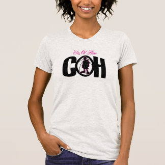 City Of Hoops: COH/ All Colors T-Shirt