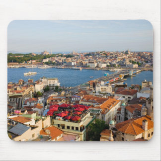 City of Istanbul in Turkey Mouse Pad