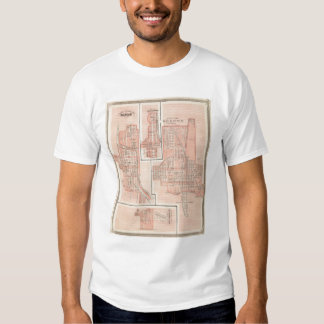 City of Kokomo, Howard Co with Marion Tshirt