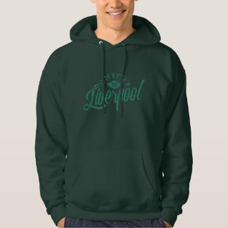 City of Liverpool Coordinates Hoodie