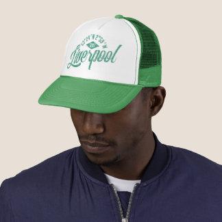 City of Liverpool Coordinates Trucker Hat