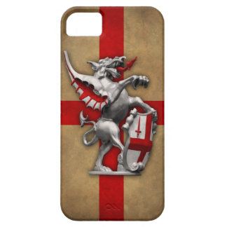 City of London Dragon iPhone 5 Cases