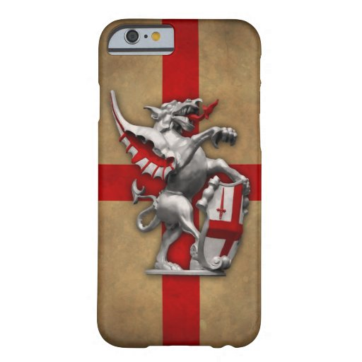 City of London Dragon iPhone 6 Case