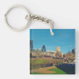 City of London Key Chain