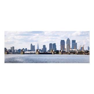 City of London skyline Photo Print