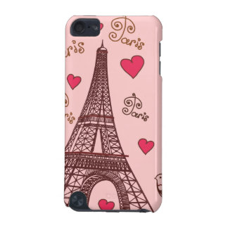 City of Love Paris iPod Touch (5th Generation) Case