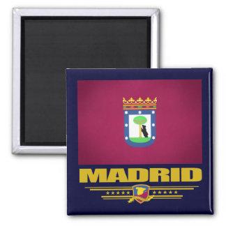 City of Madrid Magnet