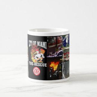 City Of Miami Fire Rescue Coffee Mug