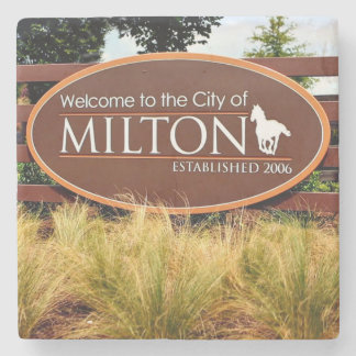 City Of Milton, Georgia, Coaster