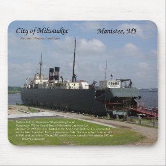 City of Milwaukee mousepad
