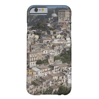 City of old buildings on hillside barely there iPhone 6 case