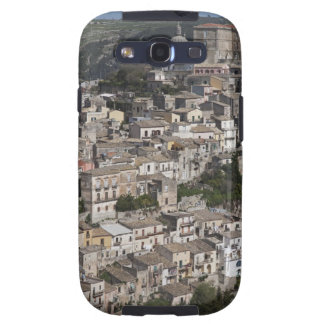 City of old buildings on hillside galaxy SIII case