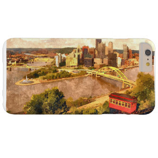 City of Pittsburgh i Phone Case