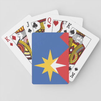 City of Pocatello Playing Cards