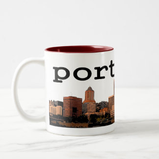 City of Portland Coffee Mug