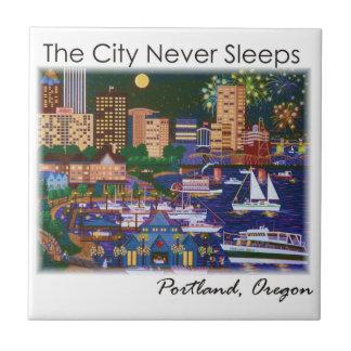 City of Portland Tile