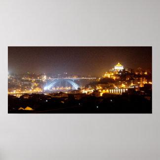 City of Porto Poster