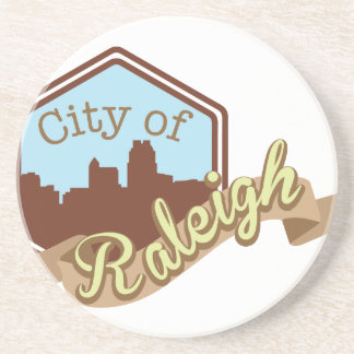 City Of Raleigh Coaster