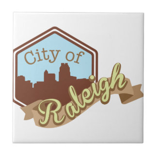 City Of Raleigh Tiles