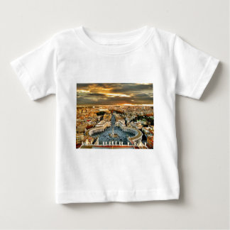 City of Rome Baby T-Shirt