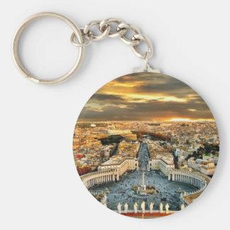 City of Rome Keychain
