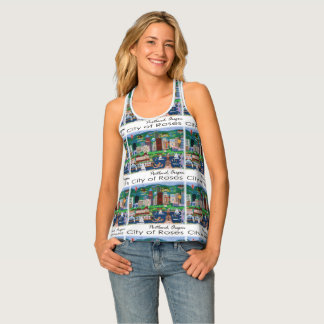 City of Roses Tank Top