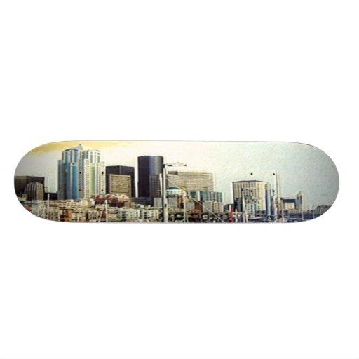 City of Seattle Skateboard
