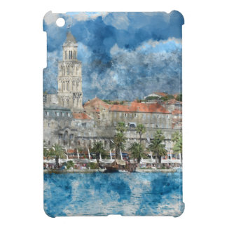 City of Split in Croatia iPad Mini Cover