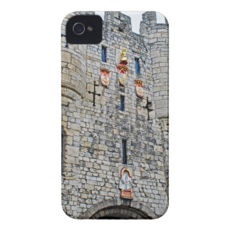 City of York Micklegate Bar iPhone 4 Case
