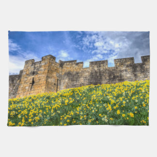 City Of York Walls Kitchen Towel