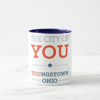 City of You coffee mug
