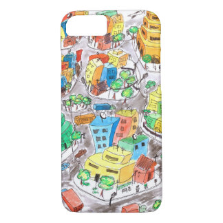 City or chaos! iPhone 8/7 case