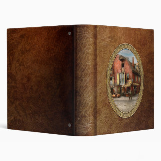 City - PA - Fish & Provisions 1898 Binders