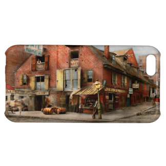 City - PA - Fish & Provisions 1898 Cover For iPhone 5C