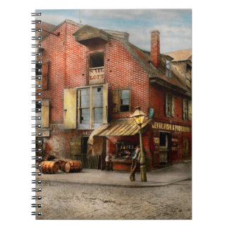 City - PA - Fish & Provisions 1898 Notebook