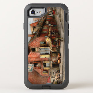 City - PA - Fish & Provisions 1898 OtterBox Defender iPhone 8/7 Case