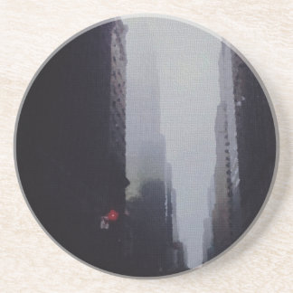 City Painting Coaster
