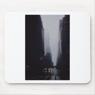 City Painting Mouse Pad