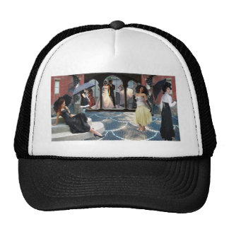 CITY PARASOL TRUCKER HAT