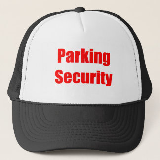 City Parking Authority Trucker Hat