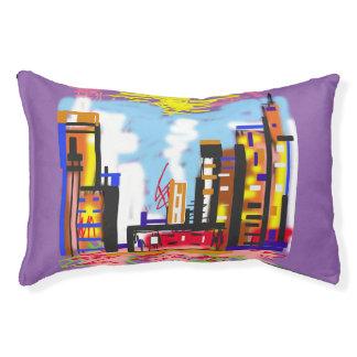 City Pet Bed
