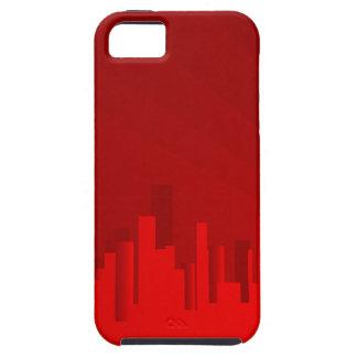 City Redscape iPhone 5 Case