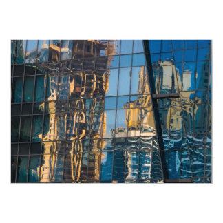 City Reflections in Dubai Invitations