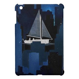 City Sailing at Night iPad Mini Case