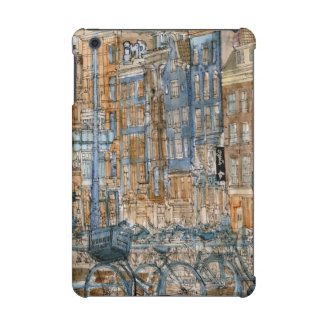 City Scene I iPad Mini Retina Cover